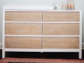 Two Tone Contemporary Compactum