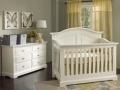 Carryn Cot, transforms into a double Bed