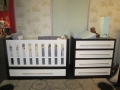 comtemporary cot and compactum