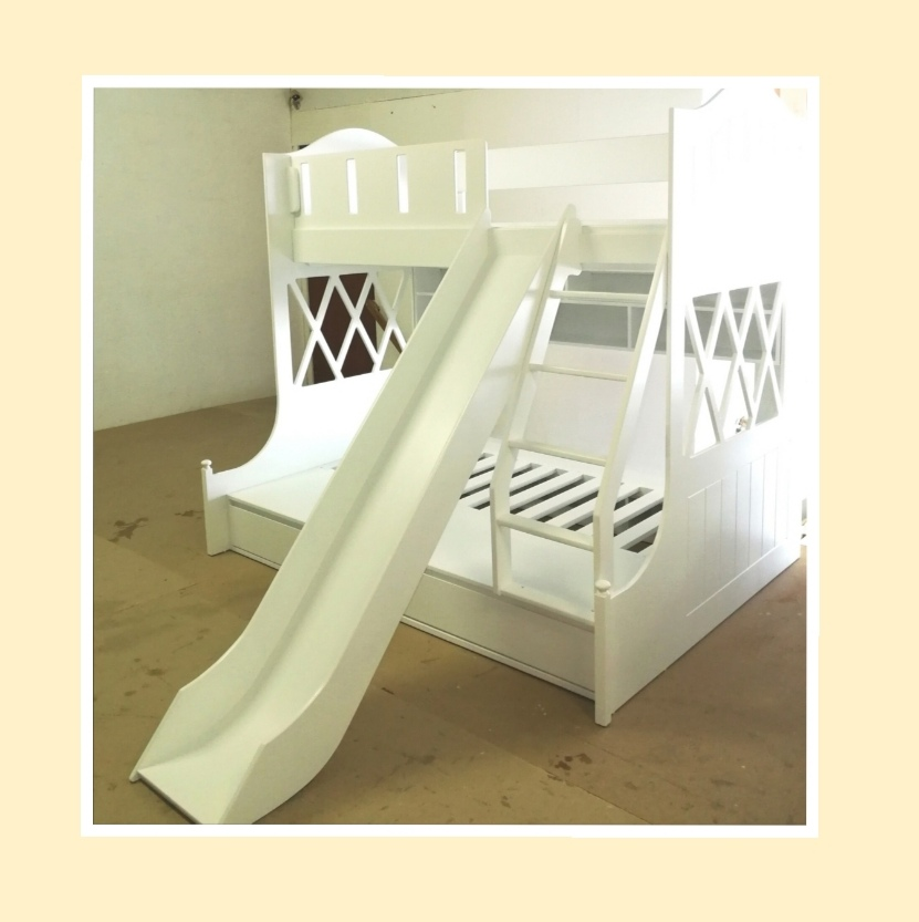 claudia bunk bed with slide