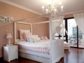 Girls 4 Poster Bed