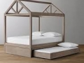 House Bed with underbed