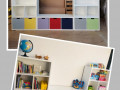 Storage Cube Shelfs